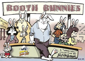 KEVIN & KELL. #7: Booth Bunnies (2001) (Bill Holbrook)