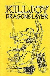 KILLJOY DRAGONSLAYER #1 (1994) (digest) (Dwayne Ferguson) (1)