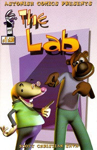 LAB, The #1 (2001) (Scott Christian Sava)