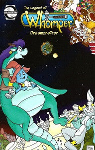 LEGEND OF WHOMPER: Book 3: Dreamcrafter, The (2013) (Kelvin the Lion) (1)