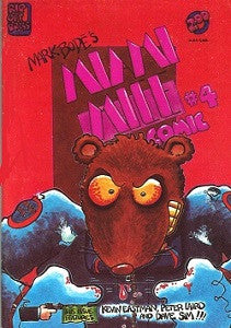 MIAMI MICE #4 (1987) (Mark Bode) (TMNT and CEREBUS guest appearance)