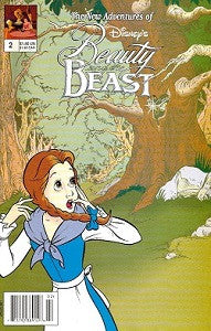 BEAUTY AND THE BEAST #2 (of 2) (New Adventures of) (1992) (1)
