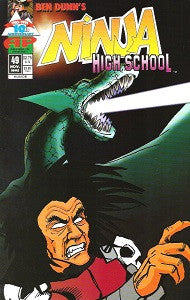 NINJA HIGH SCHOOL. #49 (Antarctic) (1995) (Marshall, Kelley & Sagara) (1)