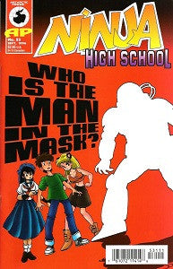 NINJA HIGH SCHOOL. #53 (Antarctic) (1996) (Marshall, O'Brien & Wong) (1)