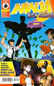 NINJA HIGH SCHOOL. #58 (Antarctic) (1997) (Mallette & Tran) (1)