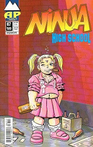 NINJA HIGH SCHOOL. #67 (Antarctic) (1999) (Mallette & Espinosa) (1)