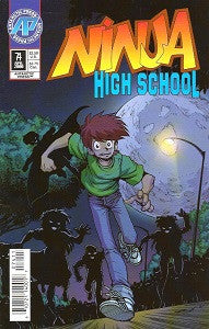 NINJA HIGH SCHOOL. #74 (Antarctic) (2000) (Mallette, Drozd & Rudolph) (1)