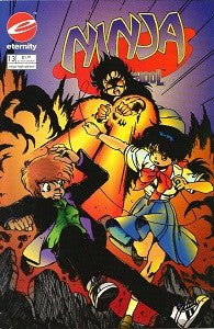 NINJA HIGH SCHOOL. #13 (in Color) (1993) (Ben Dunn) (1)