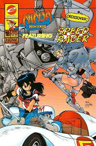 NINJA HIGH SCHOOL FEATURING SPEED RACER Vol. 1 #1 (of 2) (1993) (1)
