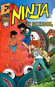 NINJA HIGH SCHOOL. #31 (Eternity) (1992) (Ben Dunn) (1)