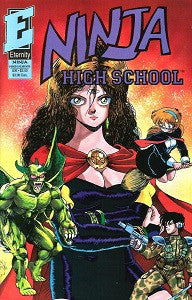 NINJA HIGH SCHOOL. #36 (Eternity) (1993) (Ben Dunn) (1)
