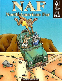 NORTH AMERICAN FUR. #18 (2007)