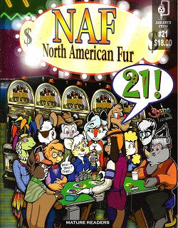 NORTH AMERICAN FUR. #21 (2008)