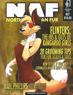 NORTH AMERICAN FUR. #27 (2011)