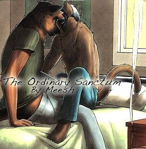 Meesh: THE ORDINARY SANCTUM CD-ROM (2013)