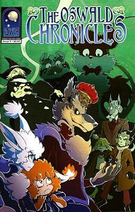 OSWALD CHRONICLES #5, The (2017) (Calderon & Gonzalez)