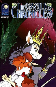 OSWALD CHRONICLES #6, The (2017) (Calderon & Gonzalez)