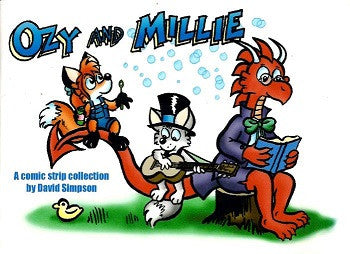 OZY AND MILLIE #1 (2000) (David Simpson) (1)