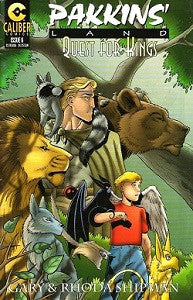 PAKKINS' LAND: QUEST FOR KINGS #6 (1998) (Gary & Rhoda Shipman) (1)