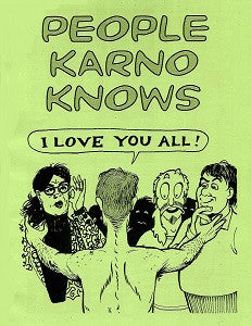 PEOPLE KARNO KNOWS (2004) (Karno and Friends)
