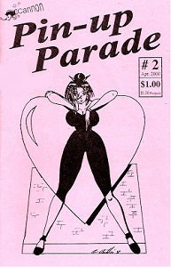 PIN-UP PARADE #2 (2000) (digest)