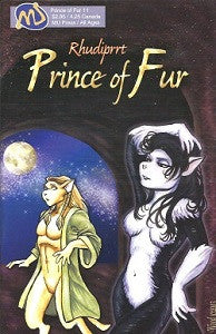 RHUDIPRRT PRINCE OF FUR.. #11 (2004) (Wood & Challender)