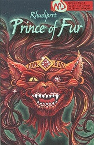 RHUDIPRRT PRINCE OF FUR.. #12 (2004) (Wood & Challender)