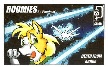 ROOMIES. #2: Death From Above (2004) (Flintfoof Ponypal) (1)
