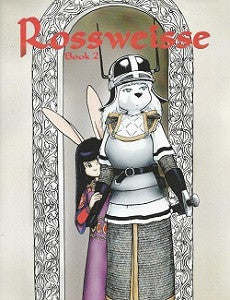 ROSSWEISSE. Book 2 (2010) (Ted Sheppard)