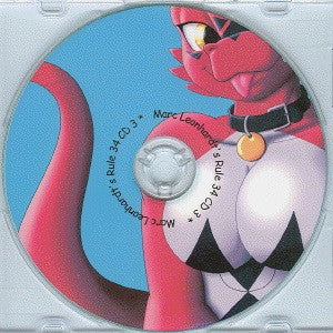 RULE 34 CD-ROM #3 (2011) (Marc Leonhardt) (1)