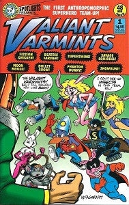 SFA Spotlights #1: VALIANT VARMINTS (1998)