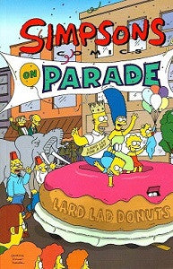 SIMPSONS COMICS Vol. #6: On Parade (1998) (1)