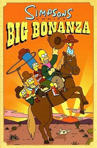 SIMPSONS COMICS Vol. #7: Big Bonanza (1998) (SHOPWORN) (1)