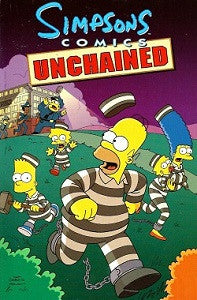 SIMPSONS COMICS Vol. #9: Unchained (2001) (1)