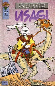 SPACE USAGI Vol. 2 #1 (of 3) (1993) (Stan Sakai) (1)