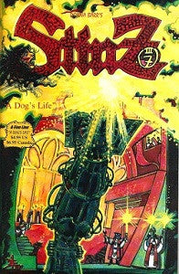 STINZ Vol. 3 #7: A DOG'S LIFE (1998) (Donna Barr)