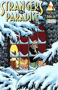 STRANGERS IN PARADISE Vol. 2 #3 (1995) (Terry Moore) (1)
