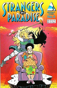 STRANGERS IN PARADISE Vol. 2 #4 (1995) (Terry Moore) (1)