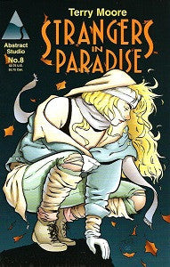 STRANGERS IN PARADISE Vol. 2 #8 (1995) (Terry Moore) (1)