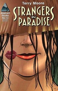 STRANGERS IN PARADISE. Vol. 2 #13 (1996) (Terry Moore) (1)