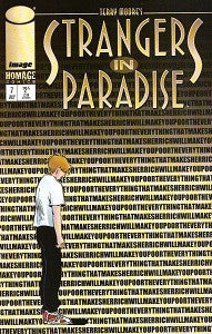 STRANGERS IN PARADISE. Vol. 3 #7 (1997) (Terry Moore) (1)