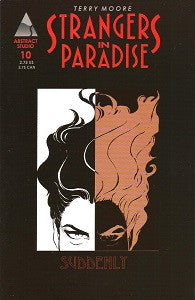 STRANGERS IN PARADISE.. Vol. 3 #10 (1997) (Terry Moore) (1)