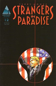 STRANGERS IN PARADISE.. Vol. 3 #12 (1998) (Terry Moore) (1)