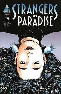 STRANGERS IN PARADISE.. Vol. 3 #19 (1998) (Terry Moore) (1)