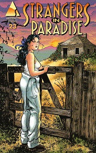 STRANGERS IN PARADISE.. Vol. 3 #23 (1999) (Terry Moore)