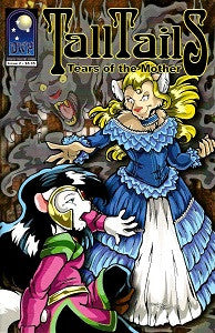 TALL TAILS TEARS OF THE MOTHER #2 (of 8) (2016) (Calderon & Lage)