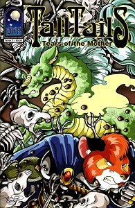 TALL TAILS: TEARS OF THE MOTHER #3 (of 8) (2018) (Calderon & Lage)