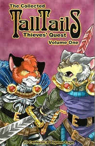 TALL TAILS.: THIEVES' QUEST. Collected Vol. #1 (2001) (Calderon & Lage)