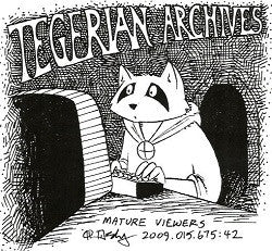 TEGERIAN ARCHIVES CD-ROM (2008) (JW Kennedy)