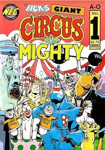 TICK.'S GIANT CIRCUS OF THE MIGHTY #1, The (1992) (Ben Edlund) (1)